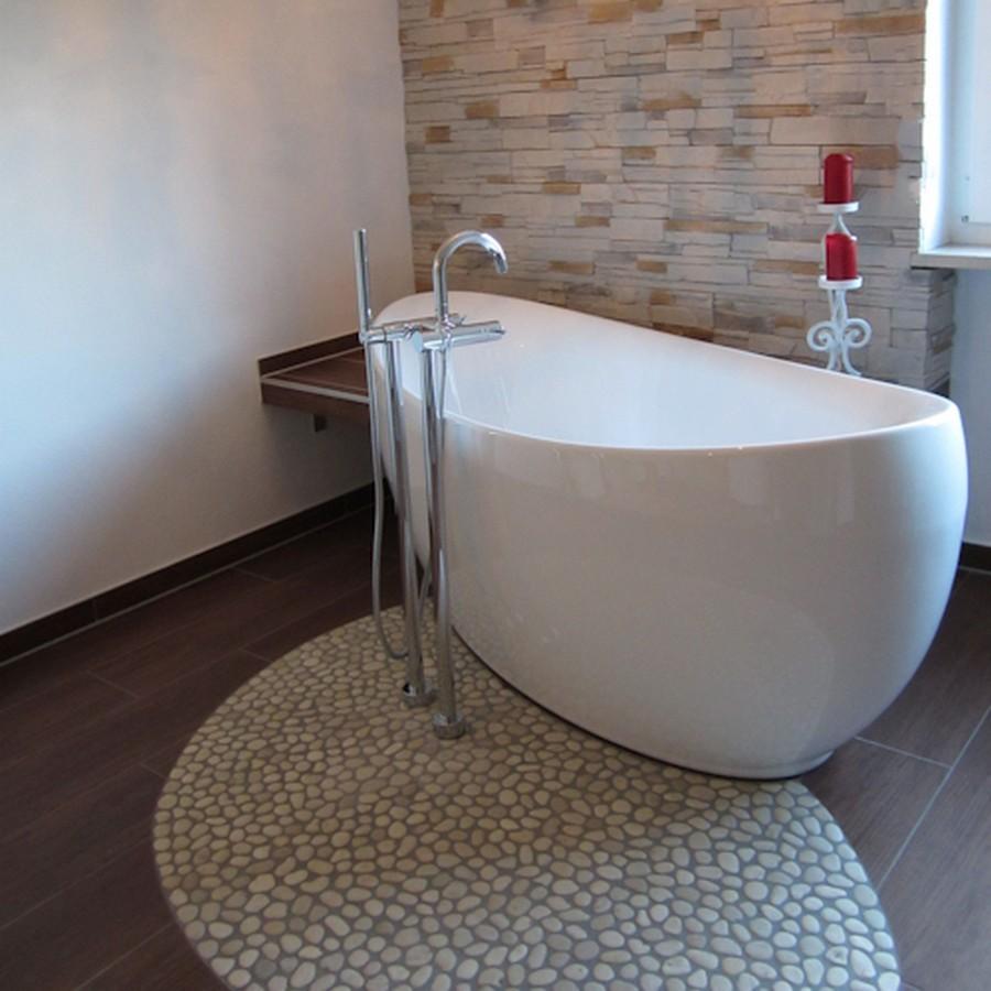 fliesen baukeramik und naturstein f r das bad. Black Bedroom Furniture Sets. Home Design Ideas